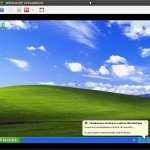 Windows XP in virt-manager with KVM backend