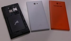 Jolla and Other Halves