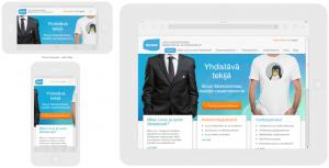 Responsive design: seravo.fi