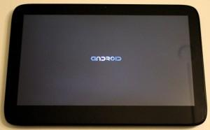 ExoPC/WeTab with Android booting